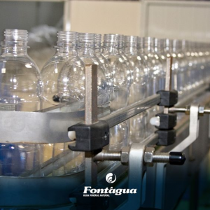 Etapa de produção Fontágua