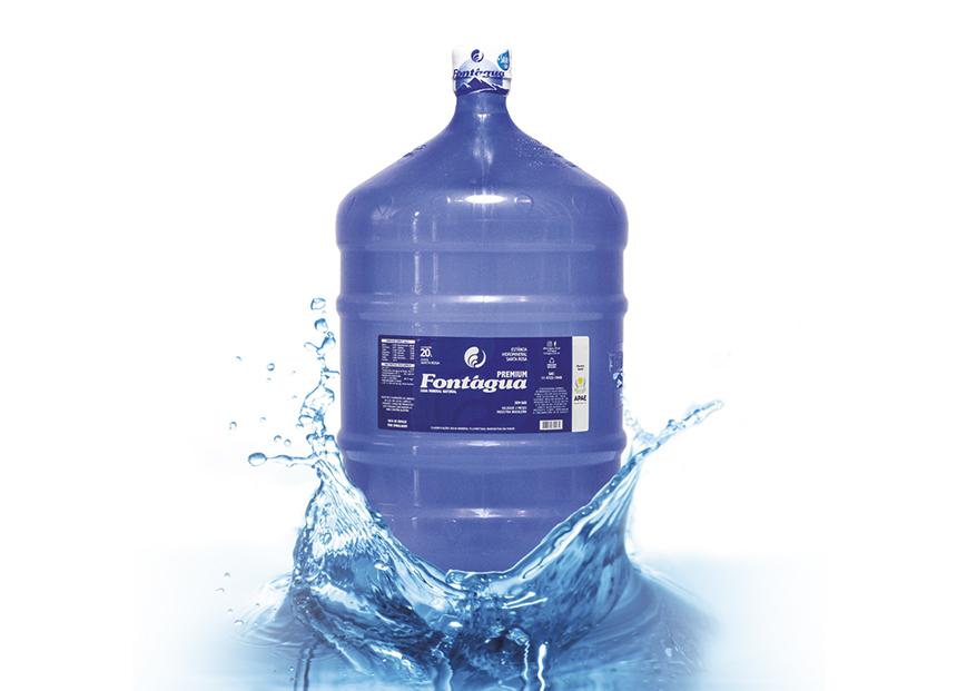 Galão 20 litros
