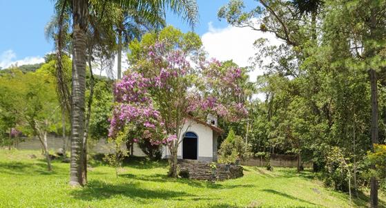 Capela Fábrica Fontágua