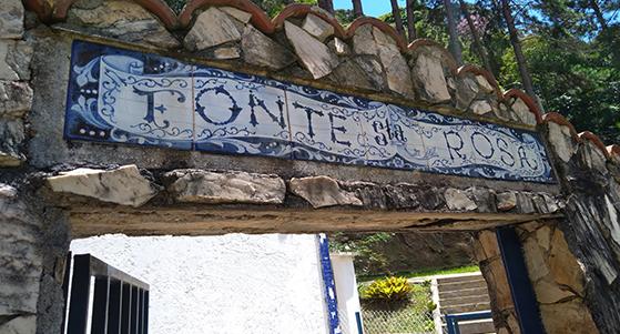 Fonte Santa Rosa - Nascentes